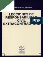 Hernan Corral Lecciones de Responsabilidad Civil