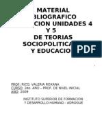 Material bibliográfico - Unidad N°4 y 5 - TSEInicial