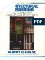 Alfred Halse - Architectural Rendering