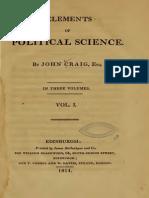 Craig John - Elements, 1st volume