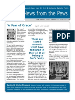 News from the Pews - November 2009