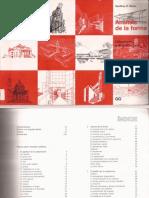 64124096 Analisis de La Forma Urbanismo y Arquitectura Indice
