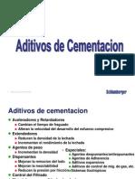 Aditivos de Cementacion