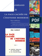 Larisse Ernest - Jean Lombard & La Face Cachee de l Histoire Moderne