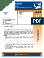 SKB - Modul 10 - Kriteria Penilaian Investasi