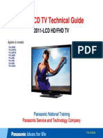 Panasonic LCD TV Technical Guide 2011