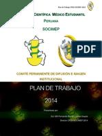 Plan de Trabajo CPDII 2014