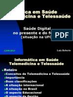 7- Telemedicina e Telessaúde