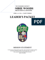 Zombie Woods Leader's Guide 1