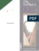 Como Programar en C y C++ - Harvey M. Deitel & Paul J. Deitel - 2da Edición