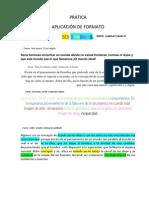 2 - PRATICA 2 de Formato
