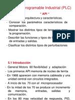 Automatas Programables Industriales API- PLC