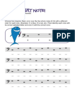 Color That Note (Bass Clef)