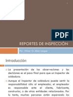 Chapter 13-Reportes de Inspección