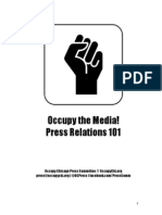 Public Relations 101 For Activists and Orgs - A Step-by-Step Guide