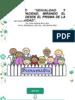Sexualidad y discapacidad.pptx