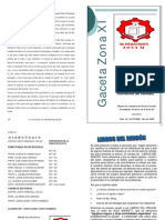 Zona XI Publisher SEPTIEMBRE 2009 Ensayo