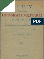 Álbum de Uniformes Militares