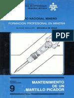 Mecanica de Minas m9 - i