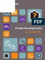 Private Housing Booklet