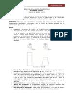Densidad de Cemento Asfaltico(Laboratorio Nº 2)
