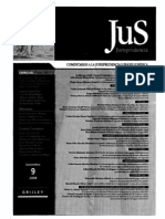 Presupuestos Adicionales y Enriquecimiento Sin Causa. Julio Wong Abad