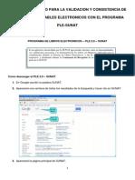 Manual y Solucionario - Ple v20-Sunat