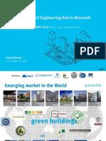 Environmental Applications GreenPrefab Furio Barzon