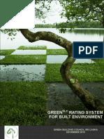 Green Sri Lanka Rating System