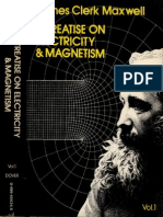 Maxwell ATreatiseOnElectricityMagnetismVolume1
