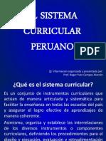 El Sistema Curricular Peruano y el Enfoque Por Competencias