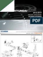 Hyundai 2000si Parts Catalogue