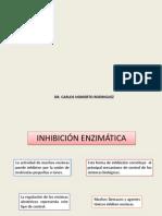 Clase 3. Inhibición Enzimática. Vitaminas y Coenzimas.
