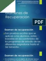 Exámenes de Recuperación2.pptx