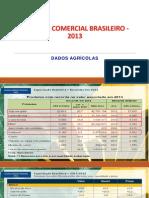 Balança Comercial Brasileiro - 2013 (1)