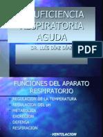 Insuficiencia Respiratoria Dr. Díaz