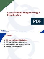 03%2E Key UMTS Radio Design Strategy 26 Considerations