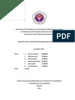 Proposal Pengembangan Sistem Informasi