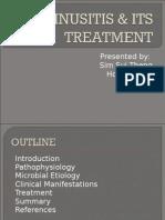 SINUSITIS & ITS TREATMENT
