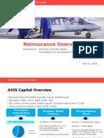 axis reinsurance oveview--final