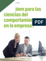 2do Control Ciencias Del Comportamiento (Inicial)