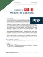SIGA Manual de Cambios v 5.0.0