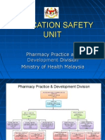 Medication Safety Unit
