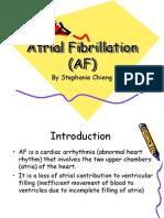 Atrial Fibrillation (AF)