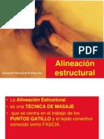 alineacion estructural