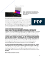 Infrared Optical Materials and Their Antireflection Coatings