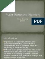 Major Depressive Disorders