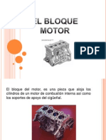 Presentación Bloque Motor