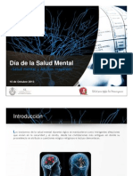 Día Salud Mental en México