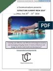 Hotel Infrastructure Summit India 2014.